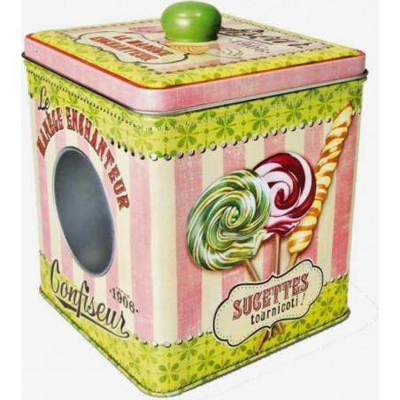 Boîte à Bonbons - Confiserie