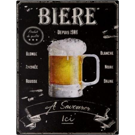 Chope de Bière - A Savourer