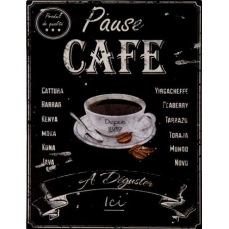 Pause Café – Petit déjeuner Français