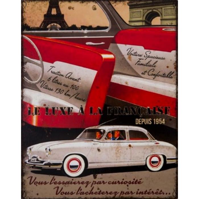 Panhard – Dyna Z – Le Luxe à la Française