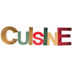 CUISINE - Lettres- Mot