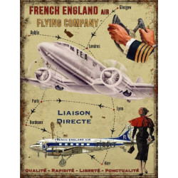 French England Air Company - Avion