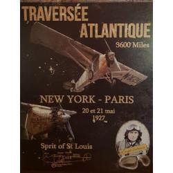 Spirit Of St Louis - New York - Paris 1927