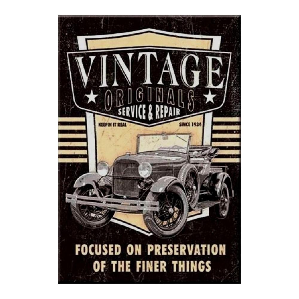 Vintage Original - Garage - Service & Repair
