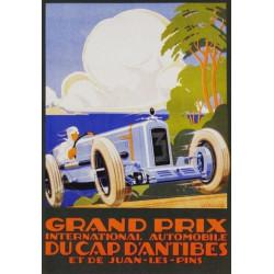 Grand Prix d'Antibes – Automobile – Art Déco