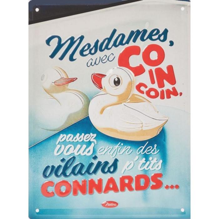 Avec coin coin - Passez vous des Vilains Ptits Connards