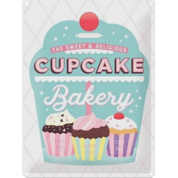 Girly Bakery Cupcake - Sweet And Delicious