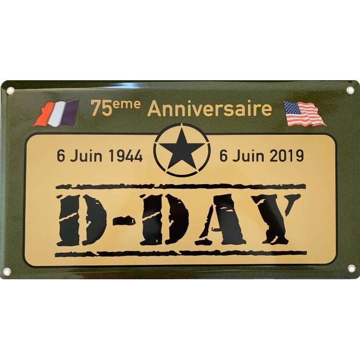 D DAY - Seconde Guerre Mondiale - Débarquement Normandie