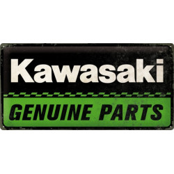Kawasaki Logo - Genuine Parts