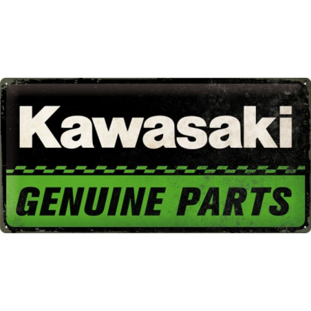 Kawasaki Logo - Genuine Parts