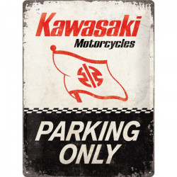 Kawasaki Motorcycles - Parking Only