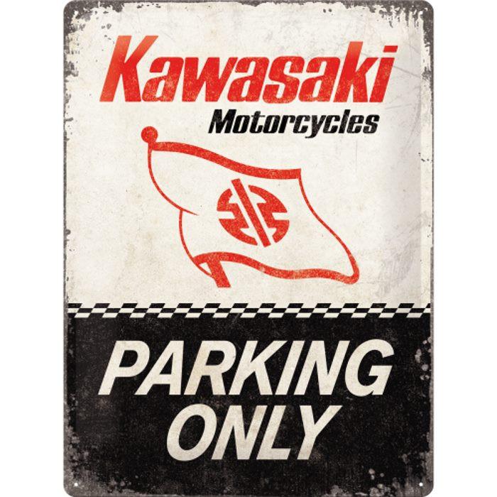 Kawasaki Motorcycles - Parking Only