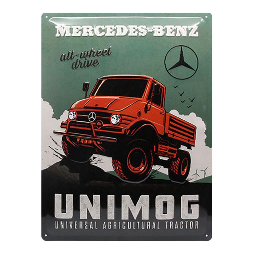 Mercedes Benz - Unimog agricultural Tractor