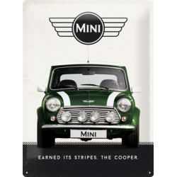 Austin Mini - Verte - The Cooper