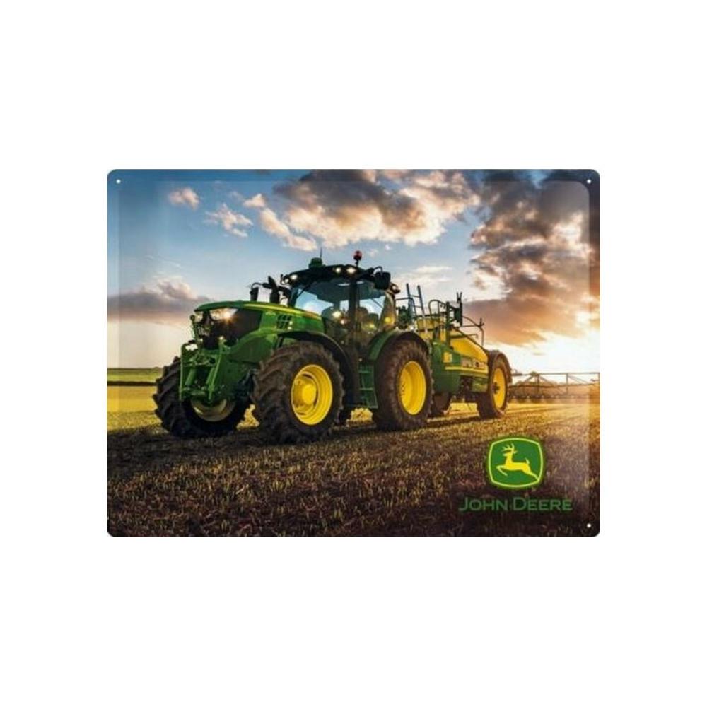 John Deere - tracteur Pulvérisateur