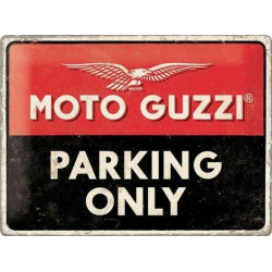 Moto Guzzi - Parking Only