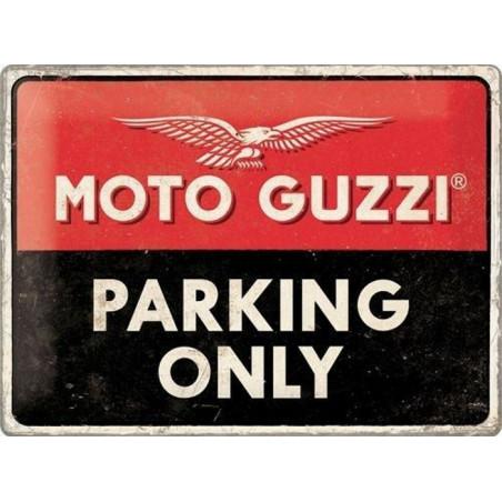 Moto Guzzi - Parking Only