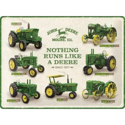 John  Deere - Tracteurs Evolution - Waterloo Boy N au 3010