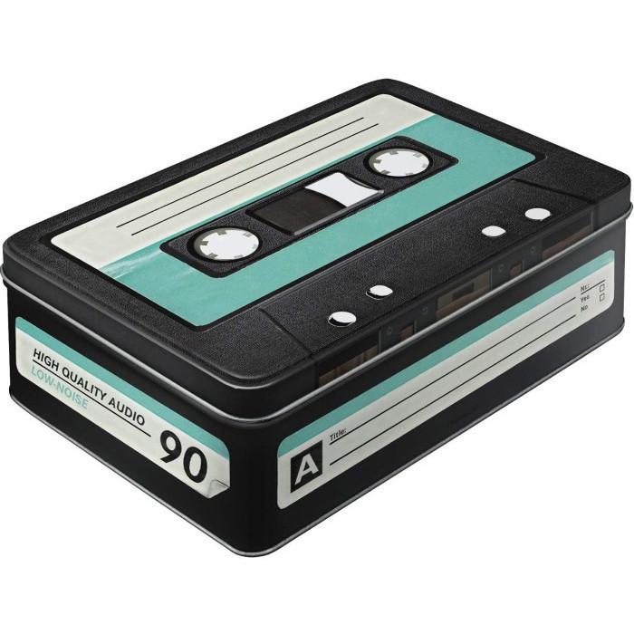 Boîte de Rangement - Radio Cassette 80 - K7