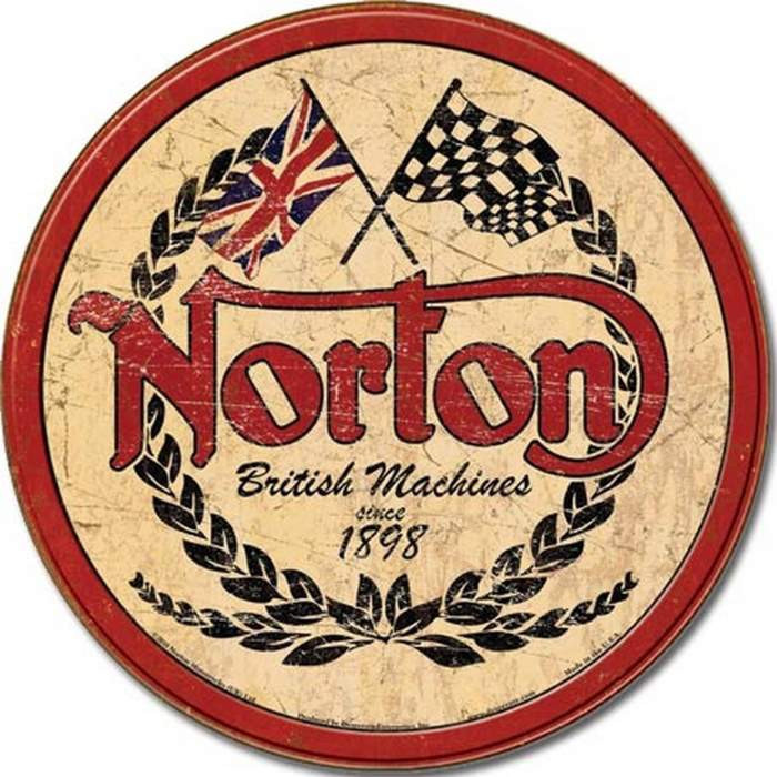 Norton - British Motorcycles