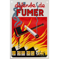 Défense de Fumer - Législation Travail