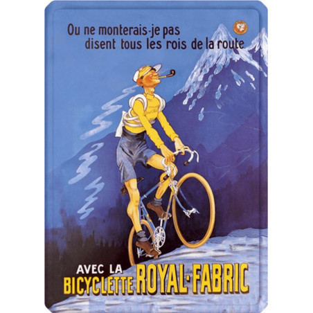 Bicyclette Royal-Fabric