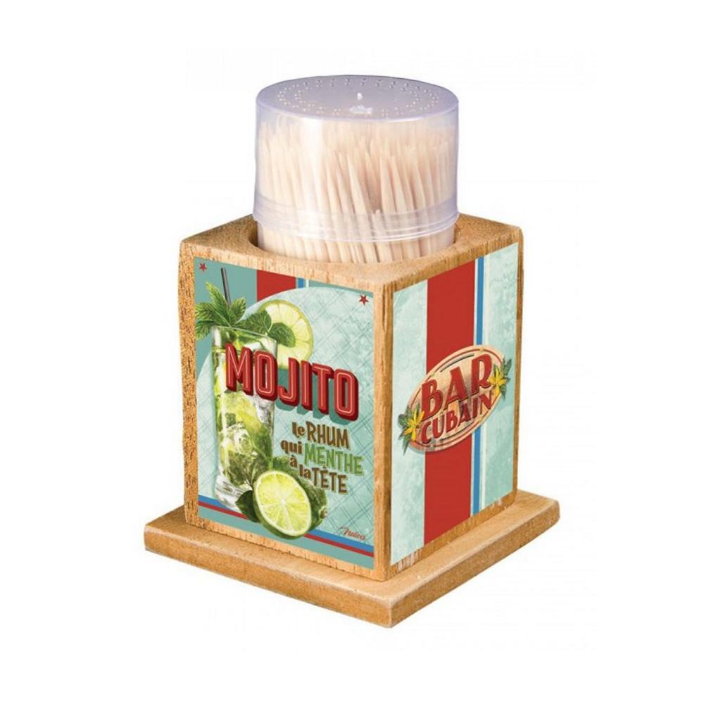 Pics Apéritifs - Boîte à Piques pour Apéro - Cure-dents