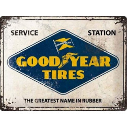 Good Year Tires - Service Station