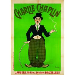Charlie Chaplin - Cinéma Charlot Fumant