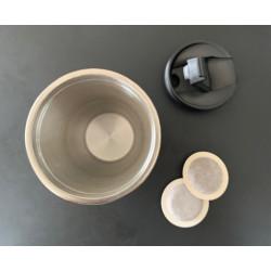 Mug Isotherme Vintage - Mais thé pas là mais thé où?
