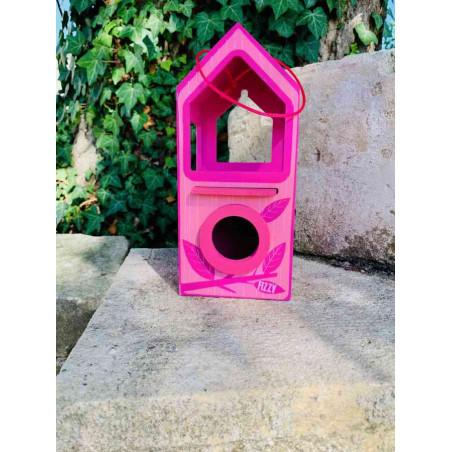 Nichoir Oiseau Hiver - Décoration Jardin