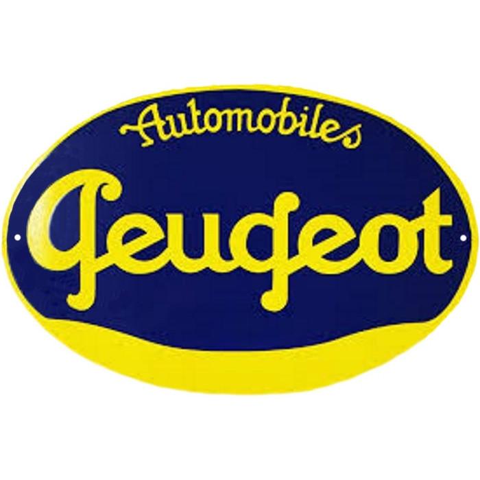 Peugeot Automobiles - Logo ancien Email