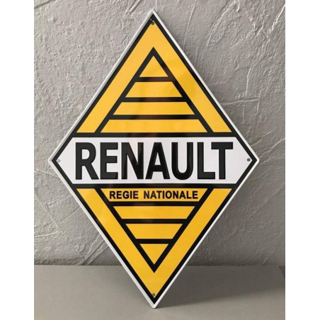 Renault Logo - Régie Nationale Garage