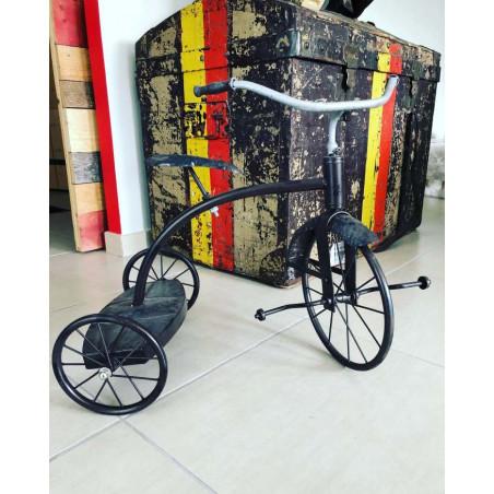 Vélo Tricycle Décoratif - Vintage