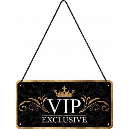 Panneau VIP Exclusive - Plaque de Porte