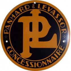 Panhard Levassor - Logo Concessionnaire