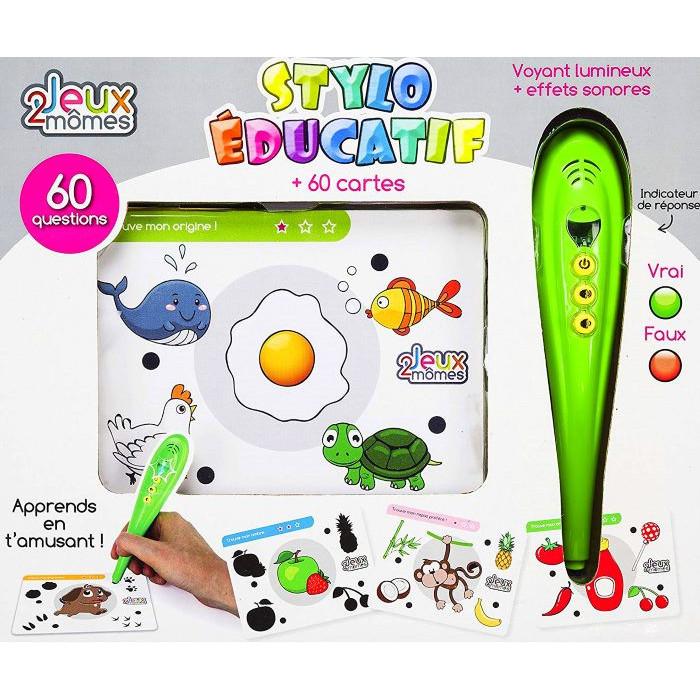 Stylo Educatif - Jeux éducatif Enfant
