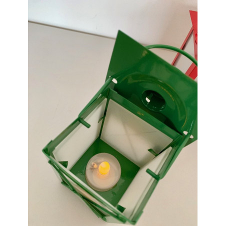 Bougies Lumineuses - 3 Lanternes de Noël