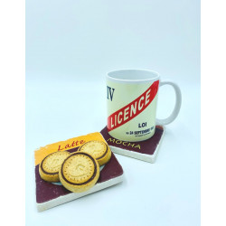 Mug Licence 4 - Tasse Licence IV