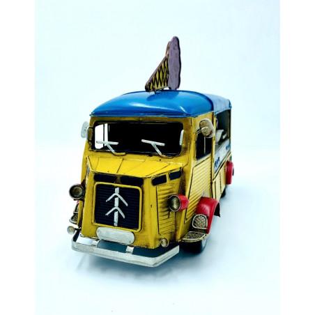 Citroën type H - Camion Glaces Miniature