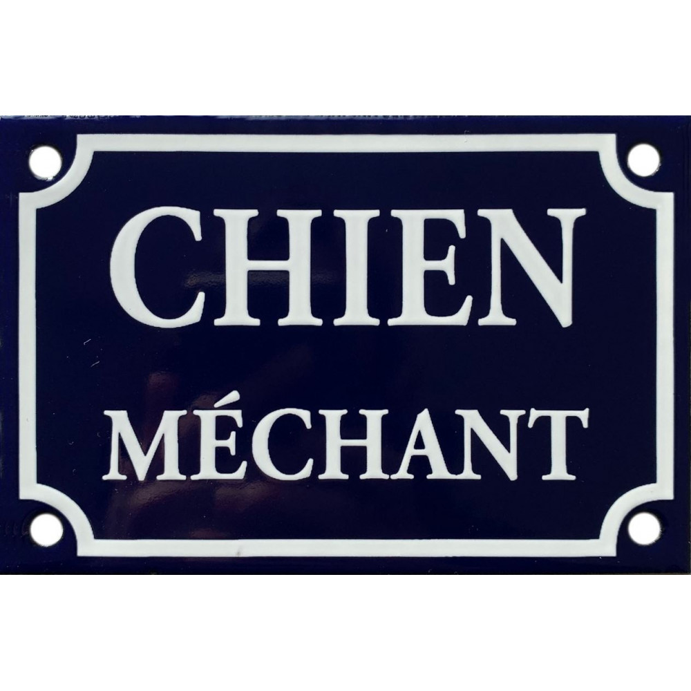 Chien Méchant - Attention