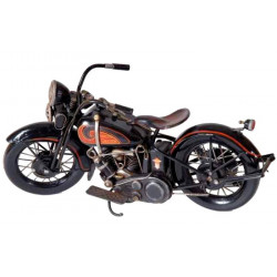 Moto Miniature Type Cafe Racer Harley