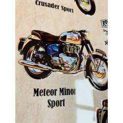 Royal Enfield Motorcycles- Modèles Vintage