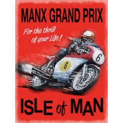 Isle of Man - Manx Grand Prix Moto