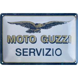 Moto Guzzi - Servizio Garage