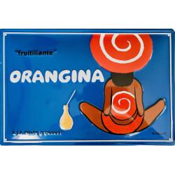 Orangina Publicité Vintage...