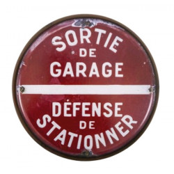 Sortie de Garage...