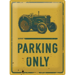 John Deere – Parking Only Vintage