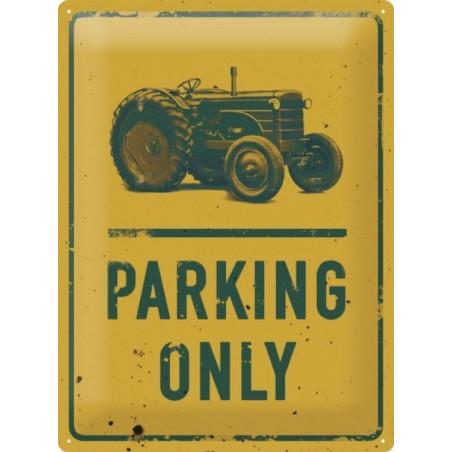 John Deere – Parking Only Vintage