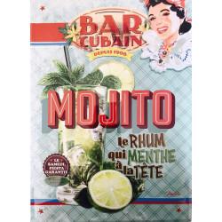 Mojito – Bar Cubain – Le Rhum Qui Menthe à La Tête